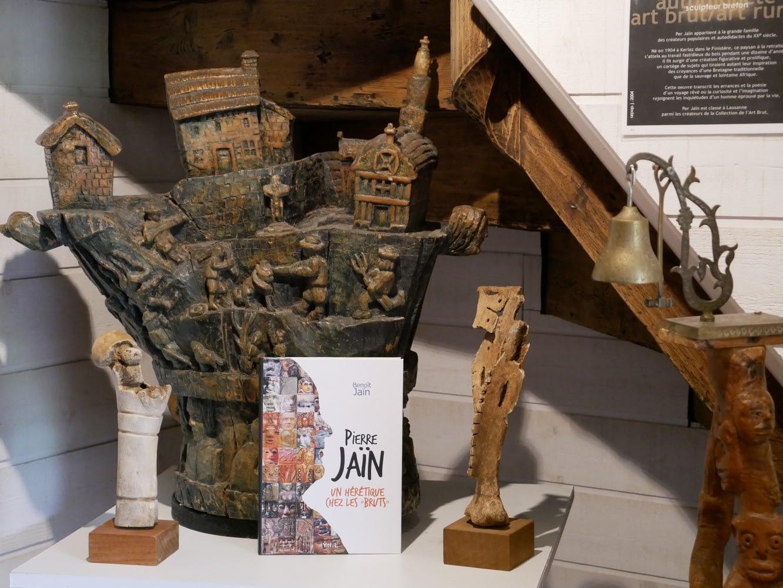 Un gîte d'art brut à Kerioret Izella
