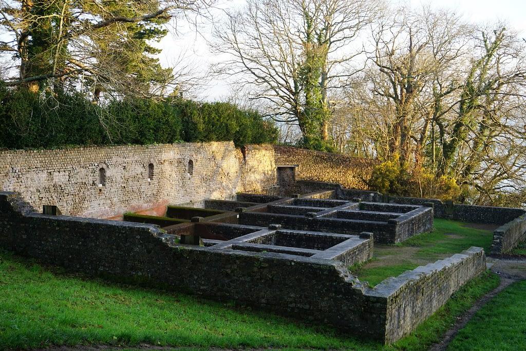 Site archéologique Douarnenez Finistère