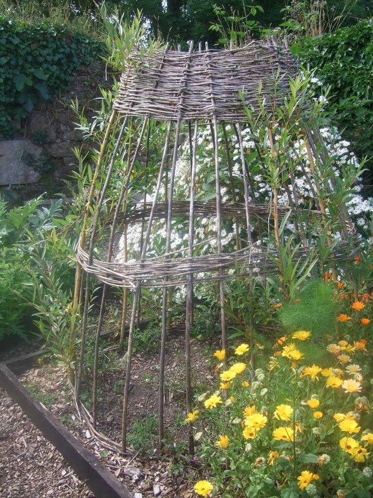jardin Plomarc'h Douarnenez Finistère